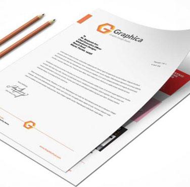 راهنمای طراحی سربرگ برای چاپ افست