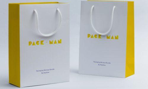 ساک دستی کاغذی - ساک تبلیغاتی
